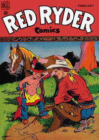 Cover Thumbnail for Red Ryder Comics (Dell, 1942 series) #67