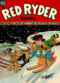Cover Thumbnail for Red Ryder Comics (Dell, 1942 series) #69