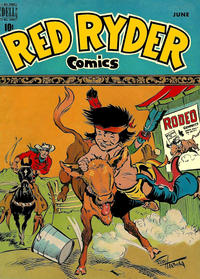 Cover Thumbnail for Red Ryder Comics (Dell, 1942 series) #71