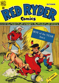 Cover Thumbnail for Red Ryder Comics (Dell, 1942 series) #75