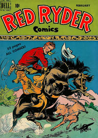 Cover Thumbnail for Red Ryder Comics (Dell, 1942 series) #79