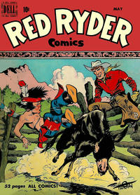 Cover Thumbnail for Red Ryder Comics (Dell, 1942 series) #82