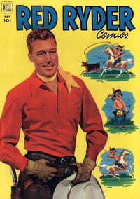 Cover Thumbnail for Red Ryder Comics (Dell, 1942 series) #106