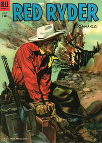 Cover Thumbnail for Red Ryder Comics (Dell, 1942 series) #121