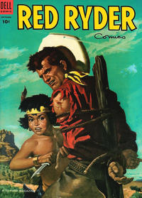 Cover Thumbnail for Red Ryder Comics (Dell, 1942 series) #122