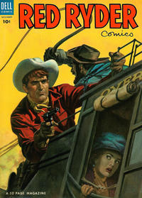 Cover Thumbnail for Red Ryder Comics (Dell, 1942 series) #124