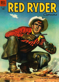 Cover Thumbnail for Red Ryder Comics (Dell, 1942 series) #125