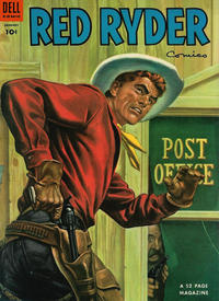 Cover Thumbnail for Red Ryder Comics (Dell, 1942 series) #126