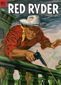 Cover Thumbnail for Red Ryder Comics (Dell, 1942 series) #136