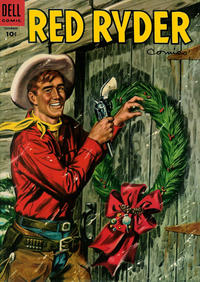 Cover Thumbnail for Red Ryder Comics (Dell, 1942 series) #137