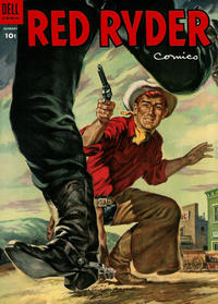 Cover Thumbnail for Red Ryder Comics (Dell, 1942 series) #138