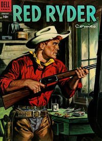Cover Thumbnail for Red Ryder Comics (Dell, 1942 series) #139