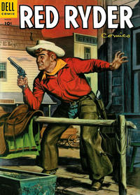 Cover Thumbnail for Red Ryder Comics (Dell, 1942 series) #140