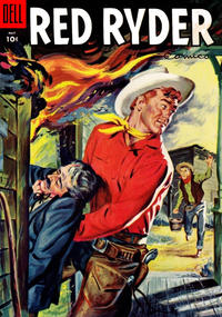 Cover Thumbnail for Red Ryder Comics (Dell, 1942 series) #142