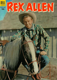 Cover Thumbnail for Rex Allen (Dell, 1951 series) #12