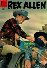 Cover Thumbnail for Rex Allen (Dell, 1951 series) #19