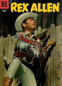 Cover Thumbnail for Rex Allen (Dell, 1951 series) #23