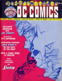 Cover Thumbnail for The Amazing World of DC Comics (DC, 1974 series) #1