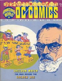 Cover Thumbnail for The Amazing World of DC Comics (DC, 1974 series) #5