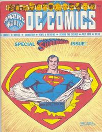 Cover Thumbnail for The Amazing World of DC Comics (DC, 1974 series) #7