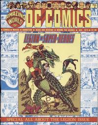 Cover Thumbnail for The Amazing World of DC Comics (DC, 1974 series) #9