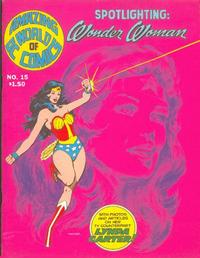 Cover Thumbnail for The Amazing World of DC Comics (DC, 1974 series) #15