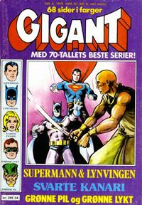 Cover Thumbnail for Gigant (Semic, 1977 series) #4/1979