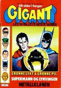 Cover Thumbnail for Gigant (Semic, 1977 series) #7/1979