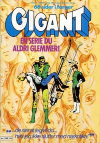 Cover Thumbnail for Gigant (Semic, 1977 series) #4/1980