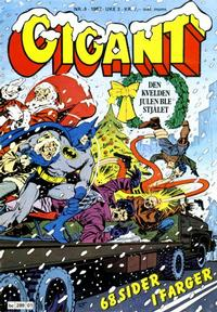 Cover Thumbnail for Gigant (Semic, 1977 series) #1/1982