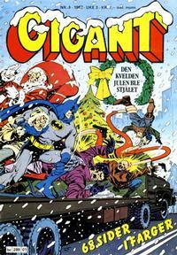 Cover Thumbnail for Gigant (Semic, 1977 series) #1/1982