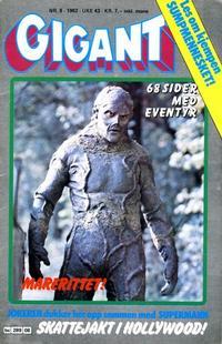 Cover Thumbnail for Gigant (Semic, 1977 series) #8/1982