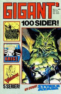 Cover Thumbnail for Gigant (Semic, 1977 series) #3/1985