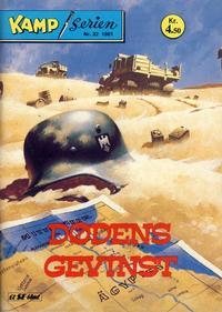 Cover Thumbnail for Kamp-serien (Serieforlaget / Se-Bladene / Stabenfeldt, 1964 series) #32/1981