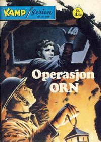 Cover Thumbnail for Kamp-serien (Serieforlaget / Se-Bladene / Stabenfeldt, 1964 series) #34/1981