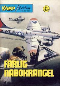 Cover Thumbnail for Kamp-serien (Serieforlaget / Se-Bladene / Stabenfeldt, 1964 series) #35/1981