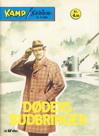 Cover Thumbnail for Kamp-serien (Serieforlaget / Se-Bladene / Stabenfeldt, 1964 series) #9/1982