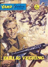 Cover Thumbnail for Kamp-serien (Serieforlaget / Se-Bladene / Stabenfeldt, 1964 series) #10/1982