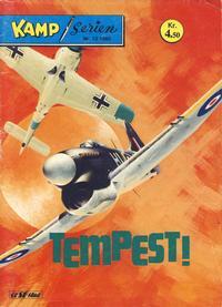 Cover Thumbnail for Kamp-serien (Serieforlaget / Se-Bladene / Stabenfeldt, 1964 series) #12/1982