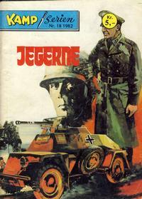 Cover Thumbnail for Kamp-serien (Serieforlaget / Se-Bladene / Stabenfeldt, 1964 series) #18/1982