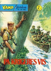 Cover Thumbnail for Kamp-serien (Serieforlaget / Se-Bladene / Stabenfeldt, 1964 series) #20/1982