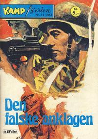 Cover Thumbnail for Kamp-serien (Serieforlaget / Se-Bladene / Stabenfeldt, 1964 series) #11/1983