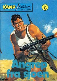 Cover Thumbnail for Kamp-serien (Serieforlaget / Se-Bladene / Stabenfeldt, 1964 series) #21/1983