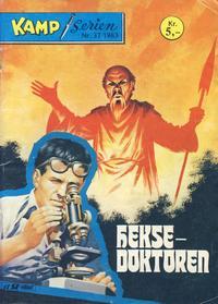 Cover Thumbnail for Kamp-serien (Serieforlaget / Se-Bladene / Stabenfeldt, 1964 series) #37/1983