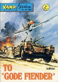 Cover Thumbnail for Kamp-serien (Serieforlaget / Se-Bladene / Stabenfeldt, 1964 series) #39/1983