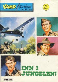 Cover Thumbnail for Kamp-serien (Serieforlaget / Se-Bladene / Stabenfeldt, 1964 series) #40/1983