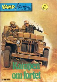Cover Thumbnail for Kamp-serien (Serieforlaget / Se-Bladene / Stabenfeldt, 1964 series) #45/1983