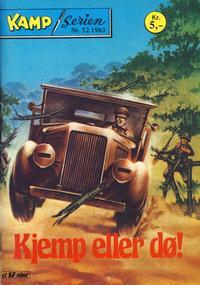 Cover Thumbnail for Kamp-serien (Serieforlaget / Se-Bladene / Stabenfeldt, 1964 series) #52/1983