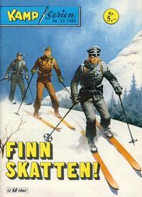 Cover Thumbnail for Kamp-serien (Serieforlaget / Se-Bladene / Stabenfeldt, 1964 series) #33/1984