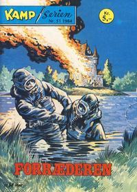 Cover Thumbnail for Kamp-serien (Serieforlaget / Se-Bladene / Stabenfeldt, 1964 series) #51/1984